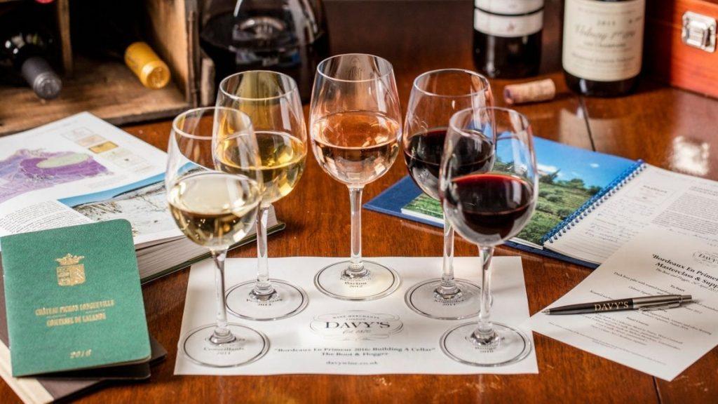 Davy's Wine Wine Tasting Events