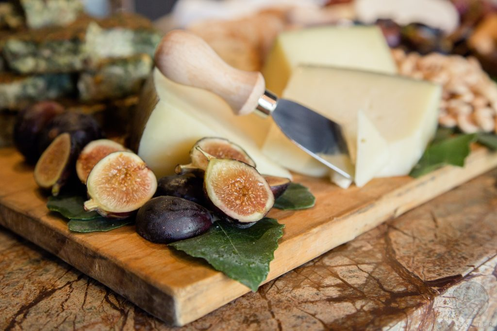 Wine Tasting cheese board