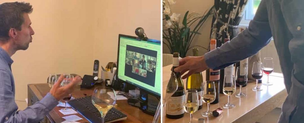 Wine Unearthed Virtual Wine Tasting Events