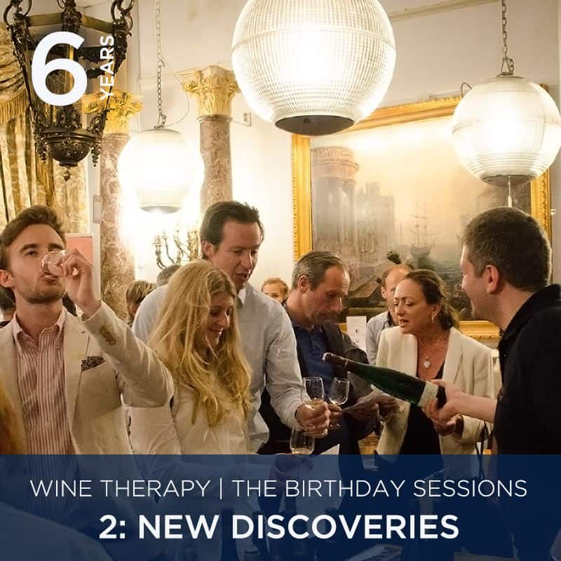 Wine Therapy: 23rd September | New Discoveries