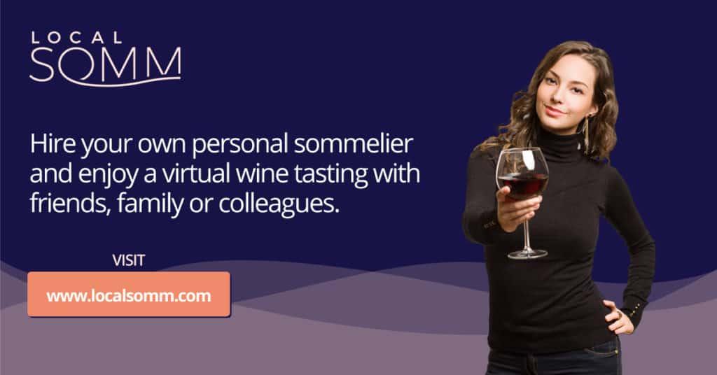 Personal Virtual Wine Tasting
