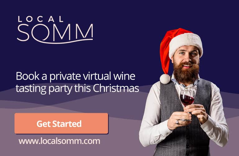 Virtual Christmas Wine Tasting Party
