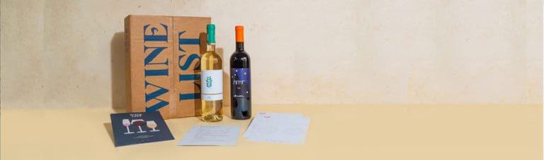 The Wine List - Online Wine Tasting