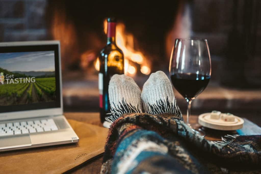 Wine Tasting at Home - Get Tasting